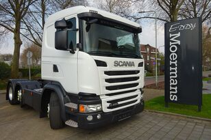 SCANIA G450 6x2/4 Twinsteer SCR Only