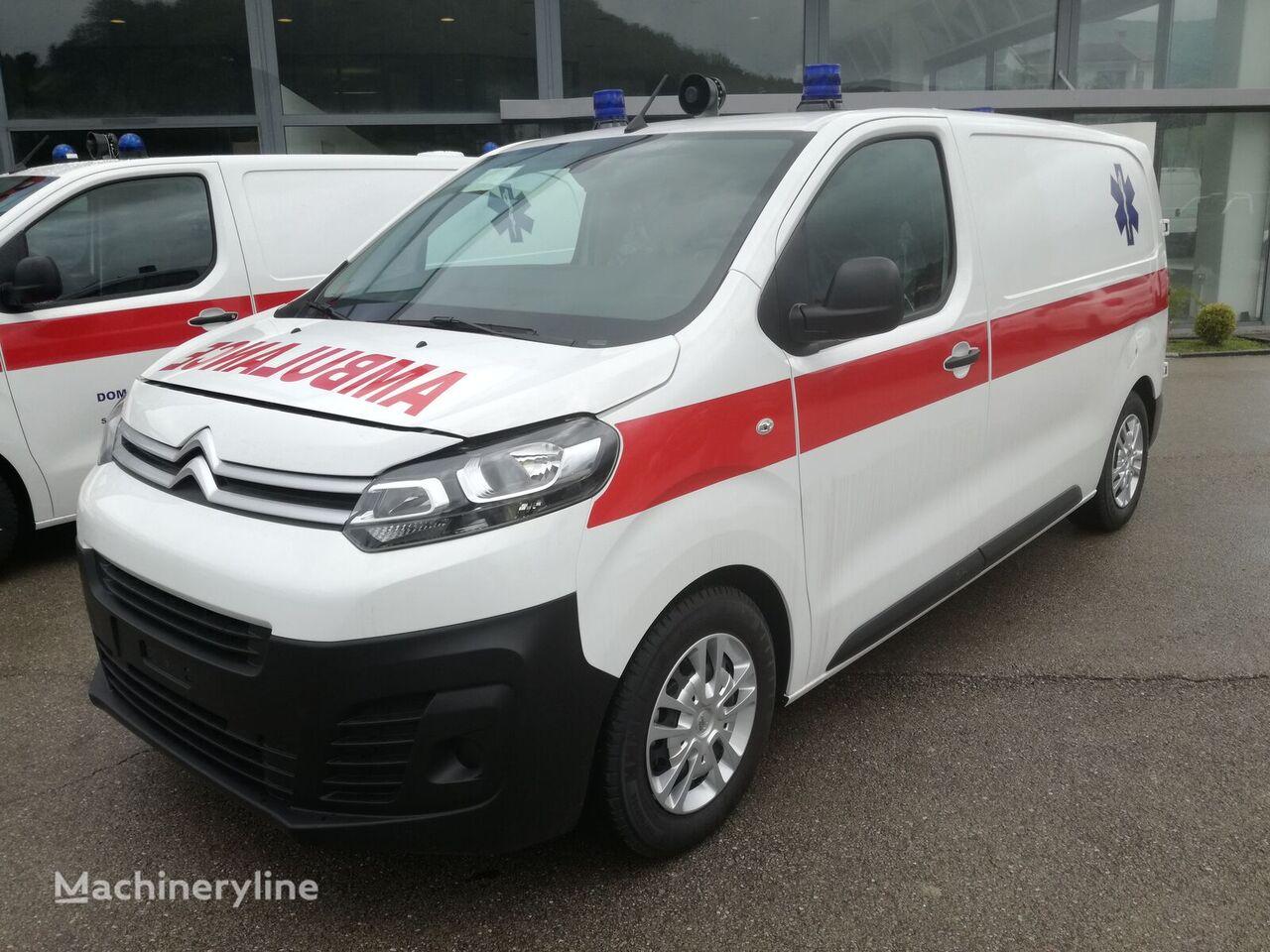 uudet CITROEN JUMPY M ambulanssi