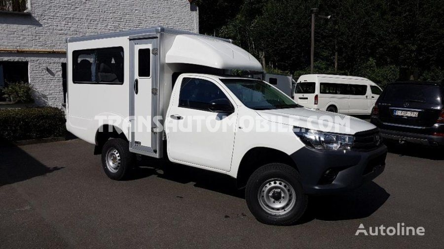 Toyota Diesel Truck >> Myytavat Uudet Toyota Hilux Revo Pickup Single Cab Diesel
