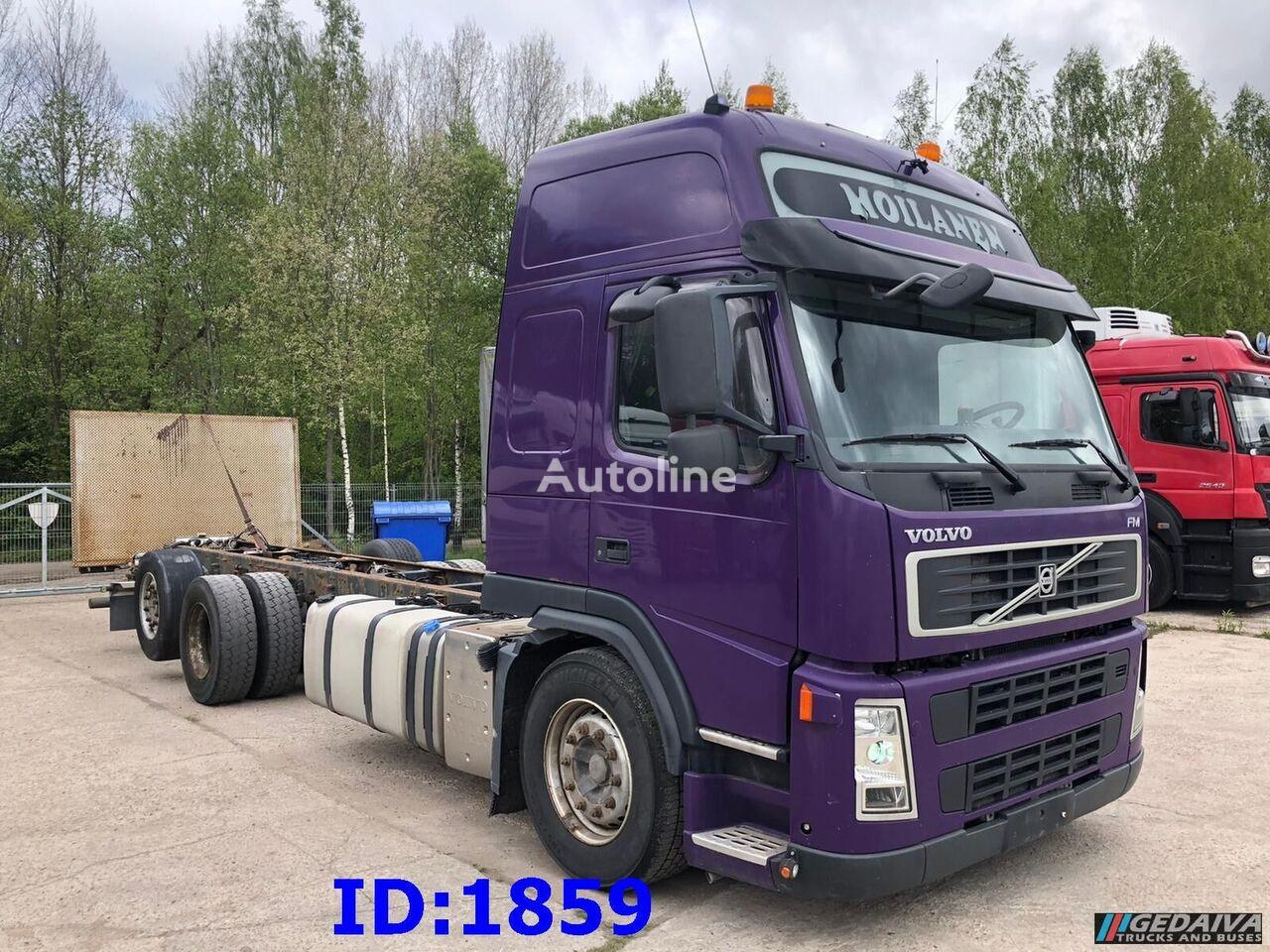 VOLVO FH 450 6x2 Euro5 alusta kuorma-auto