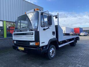 DAF 45.150 Manual pump, full steel, NL truck autonkuljetusauto