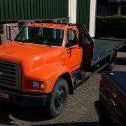 FORD F800 autonkuljetusauto