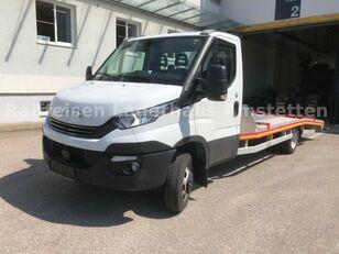 IVECO Daily 50 C 18 Járműszállító Csörlővel és Rámpával autonkuljetusauto
