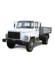 GAZ 3309 avolavakuorma-auto