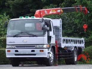 HINO Ranger avolavakuorma-auto