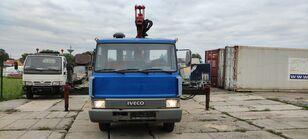 IVECO 79-12 Turbozeta avolavakuorma-auto