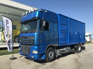 DAF 95XF.480  eläinkuljetusauto