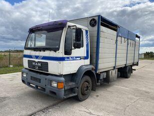 MAN 14.224 4x2 Animal transport eläinkuljetusauto