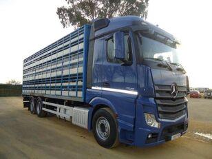 MERCEDES-BENZ ACTROS 2545 eläinkuljetusauto
