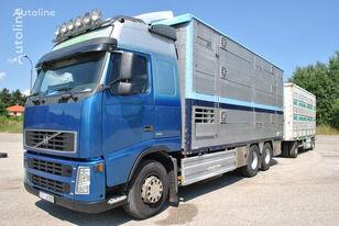 PEZZAIOLI FH12 480 eläinkuljetusauto