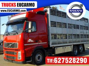 VOLVO FH13 400 eläinkuljetusauto