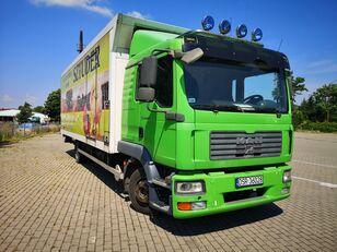 MAN Tgl 12.240  isoterminen kuorma-auto