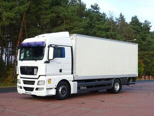 MAN-VW MAN TGX 18.400 isoterminen kuorma-auto