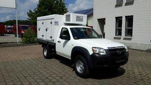 MAZDA B 50 4WD ColdCar Eis/Ice -33°C 2+2 Tuev 06.2023 4x4 Eiskühlaufba jäätelöauto
