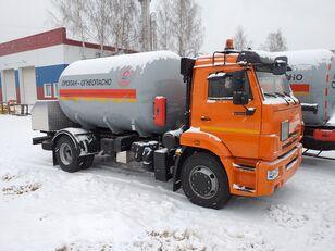 uudet KAMAZ 45253 kaasun kuorma-auto