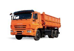 uudet KAMAZ 45143-6012-50 kippiauto