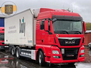 MAN TGX 26.440 kylmä kuorma-auto