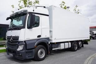 MERCEDES-BENZ Actros 2540 container / 6 x 2 / 18 EP kylmä kuorma-auto