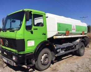 MERCEDES-BENZ SK 1622 4x2 full steel 14000 L diesel tanker polttoaine auto