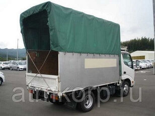 HINO Dutoro pressukapelli kuorma-auto