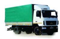uudet MAZ 534026 pressukapelli kuorma-auto