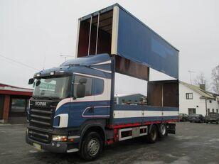 SCANIA R 500 pressukapelli kuorma-auto