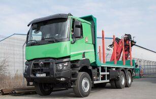 uudet RENAULT K 520 P HEAVY puutavara-auto