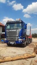 SCANIA R730 puutavara-auto