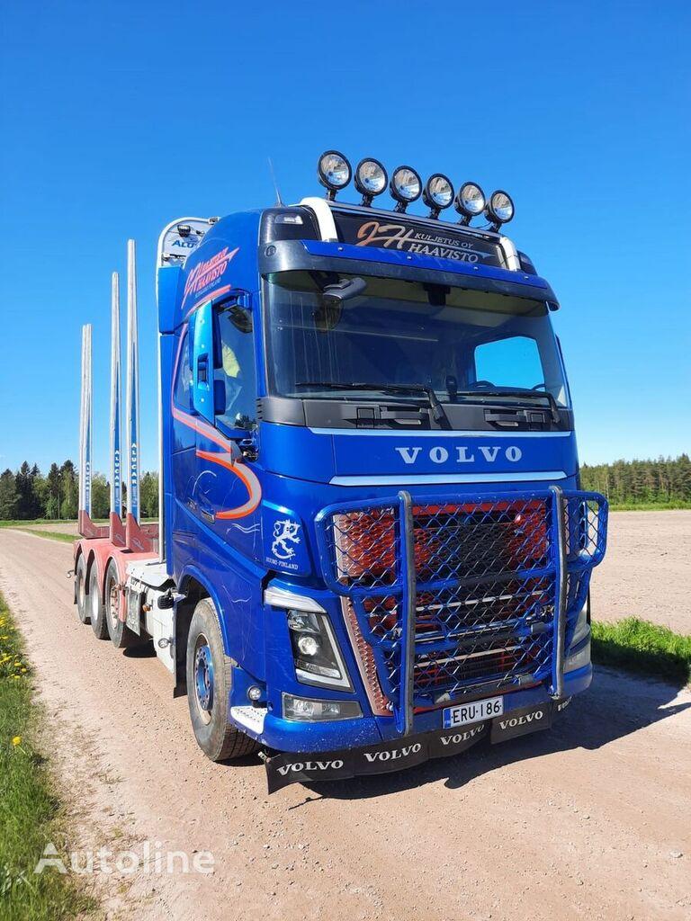 VOLVO FH16 puutavara-auto
