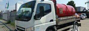 MITSUBISHI CANTER 7C15 säiliöauto