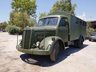 FIAT LANCIA ESATAU sotilaskuorma-auto