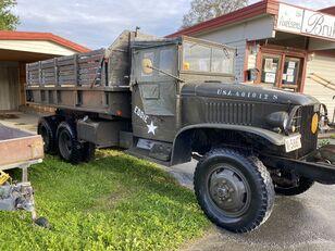 GMC 1942   CCKW 353 with winch sotilaskuorma-auto