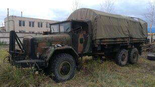 MAGIRUS-DEUTZ JUPITER   sotilaskuorma-auto osiksi