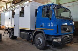 uudet MAZ 5340 sotilaskuorma-auto