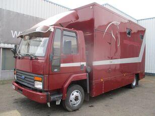 FORD Cargo 0811 , Belgium Horse Truck umpikori kuorma-auto