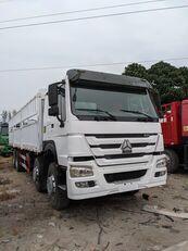 HOWO 336 HP 8x4 Drive Stake Body General Cargo Truck umpikori kuorma-auto