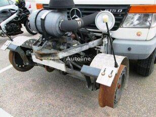 MERCEDES-BENZ VARIO 4x4 DOKA Műhelykocsi csörlővel umpikori kuorma-auto