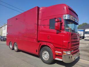 SCANIA 144 G  460  V8   6x2  ///MANUEL//RETARDER///FRENCH TRUCK/// umpikori kuorma-auto