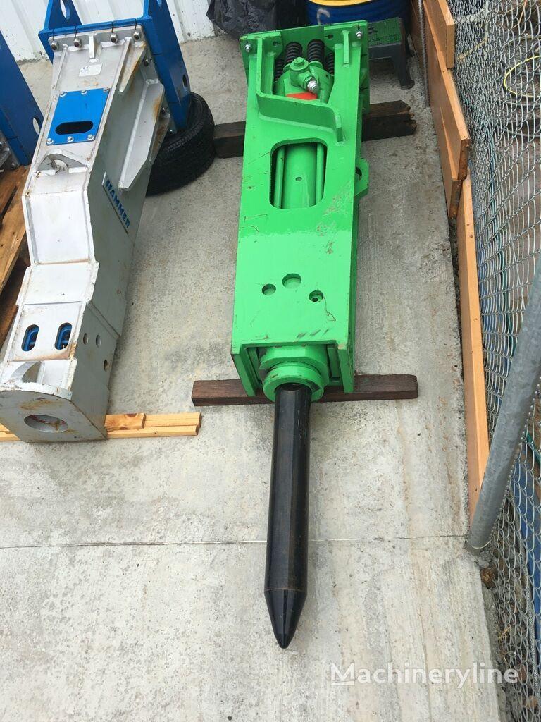 uudet HAMMER BRH 501 hydraulivasara