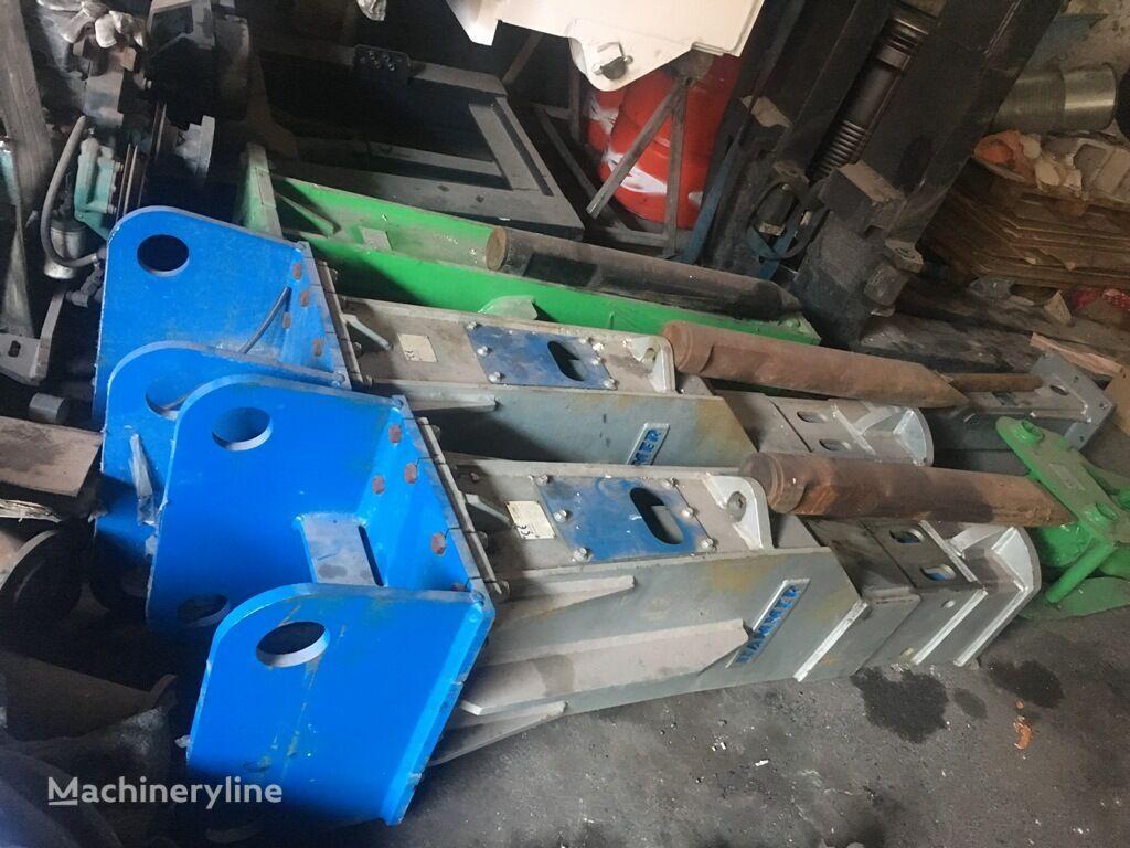uudet HAMMER XL1500 Hydraulic Breaker hydraulivasara