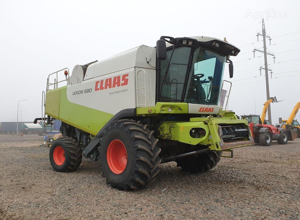 CLAAS Lexion 580 leikkuupuimuri