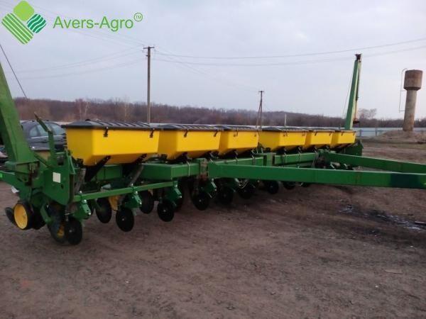 uudet Avers-Agro Sistema vneseniya suhogo udobreniya 6 sekciy mekaaninen tarkkuuskylvökone