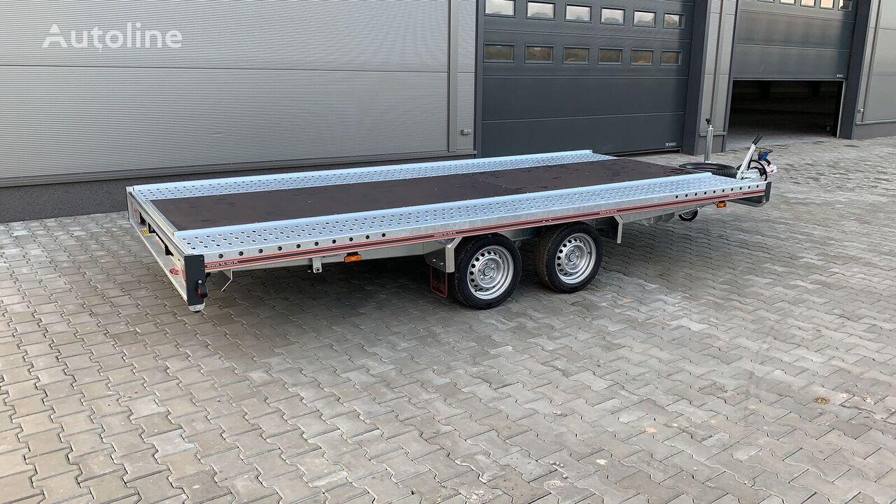 uudet TA-NO Laweta UNO 27.45 STD autonkuljetusperävaunu