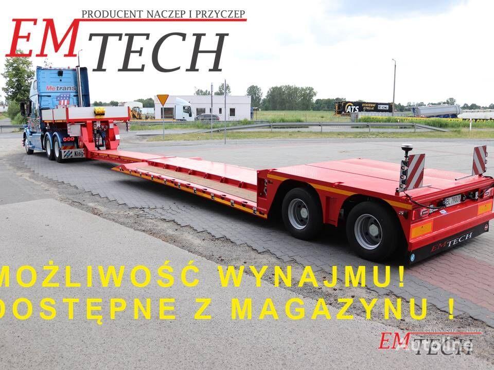 uudet EMTECH 2.NNT-1R-2H (CB) puoliperävaunulavetti