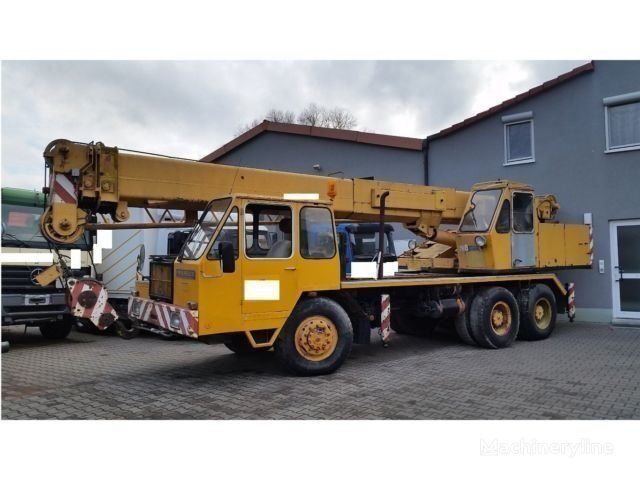 LIEBHERR LT1025-25t-Allrad 33 m 2x Seilwinde Kranwagen ajoneuvonosturi