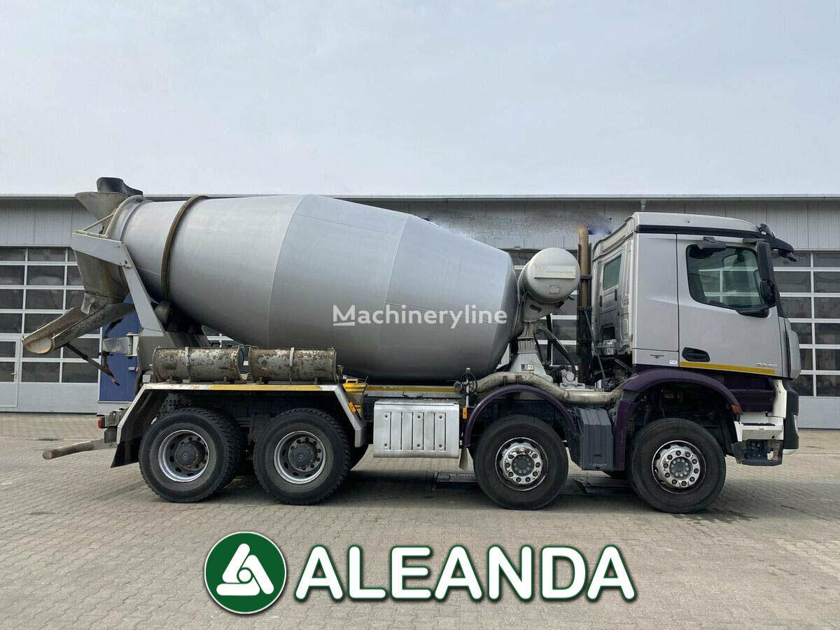 MERCEDES-BENZ betoniauto