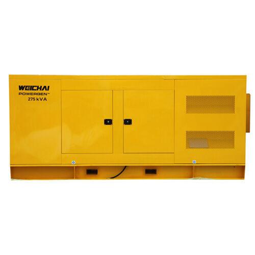 Weichai WPG330*8 diesel generaattori