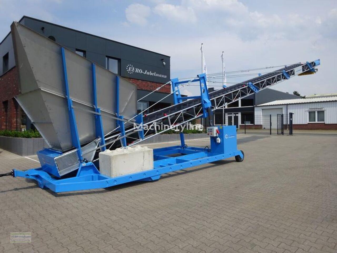 uudet Förderband Muldenband V 18000-1000, 18 m, NEU, Kundenwunsch kuljetin