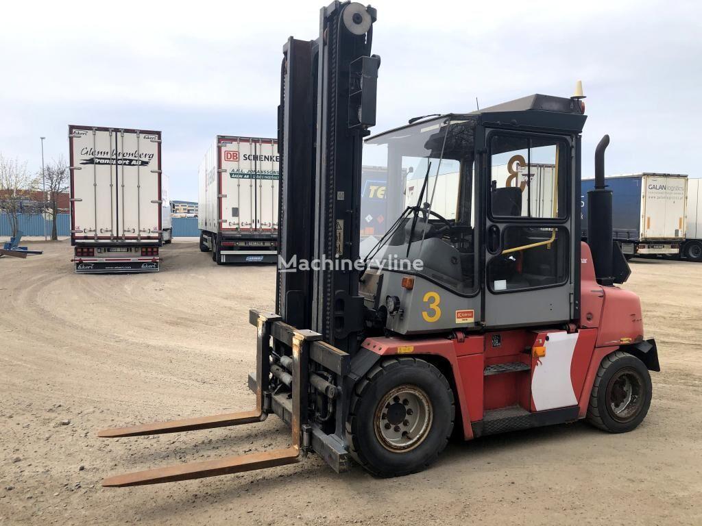 KALMAR DCE 50-6HM käytetty trukki