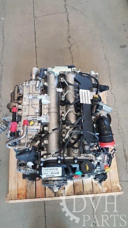 uudet IVECO DAILY auto IVECO moottori